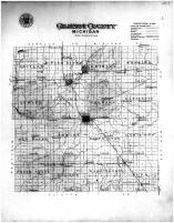 Gradiot County Map, Gratiot County 1901